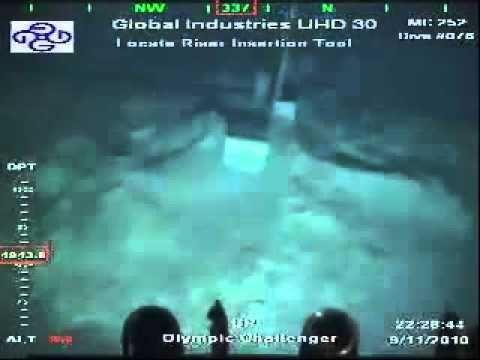 ROV Surveys More Deepwater Horizon Wreckage