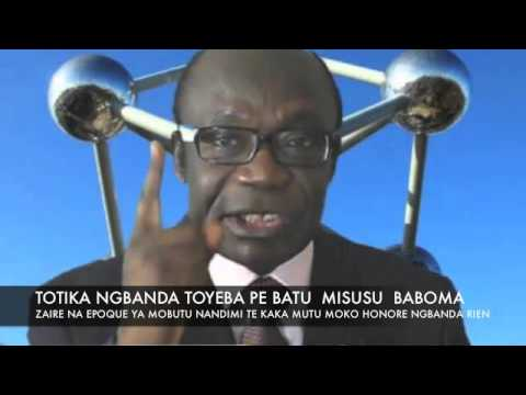 EPOQUE YA MOBUTU TOYEBA PE BANANI BABOMAKI ZAIRE TOTIKA NANU HONORE NGBANDA BAMISUSU TOYEBA BANGO EZ