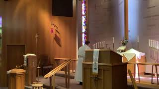 Fifth Sunday of Easter, Good Shepherd Lutheran Church, LC-MS, Two Rivers, WI, Rev. William Kilps