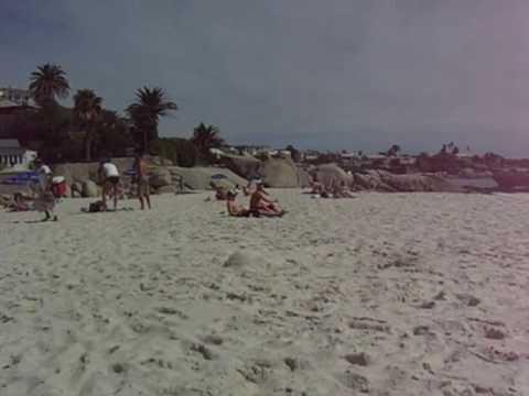 2009 Cape Town Clifton Beach (Gay Beach)