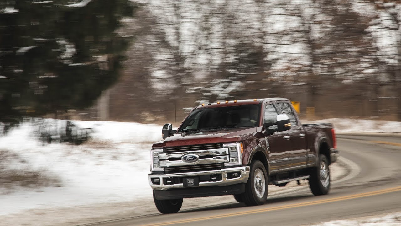 Review Off Street 2017 Ford F 350 Super Duty Diesel Full Accessories
