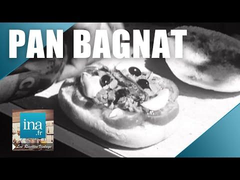 Recette : Le pan bagnat, la spécialité de Nice | Archive INA
