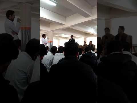 DAK at Government Dental College Srinagar