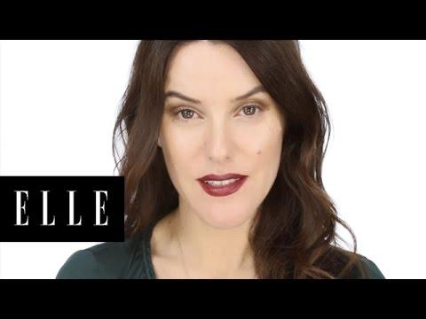 How to Wear a Bold Lip | ELLE