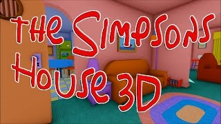 The Simpsons House Tour