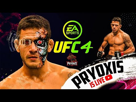 RANKED W/PRYOXIS (UFC 4 TIPS)