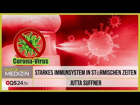 Starkes Immunsystem in stürmischen Zeiten | Jutta Suffner | NaturMEDIZIN | QS24 03.04.2020