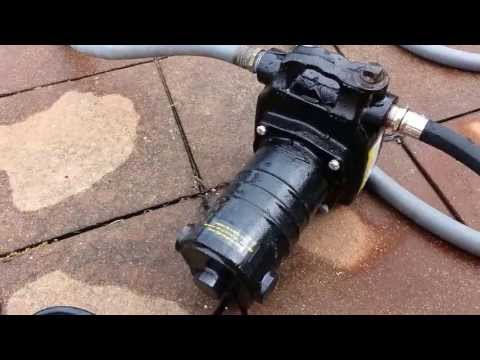 Harbor Freight Portable Utility Water Pump 65836 Review