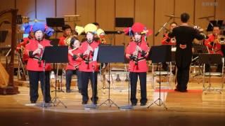 島根県警察音楽隊の定期演奏会