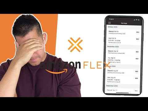 Amazon Flex Tip Stealing (How To Protect Yourself)