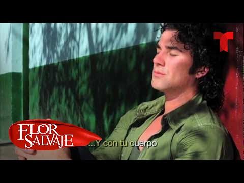 Flor Salvaje | Canta un karaoke | Telemundo