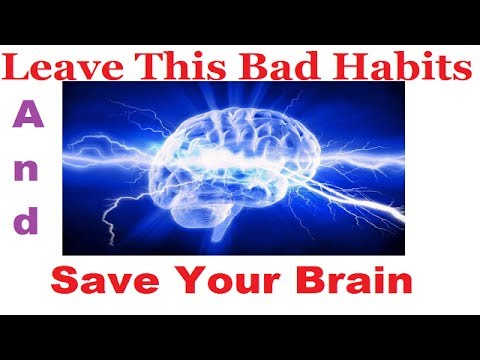 ✇ 4 Daily Habits That Damage Your Brain