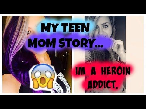 I'm a heroin addict