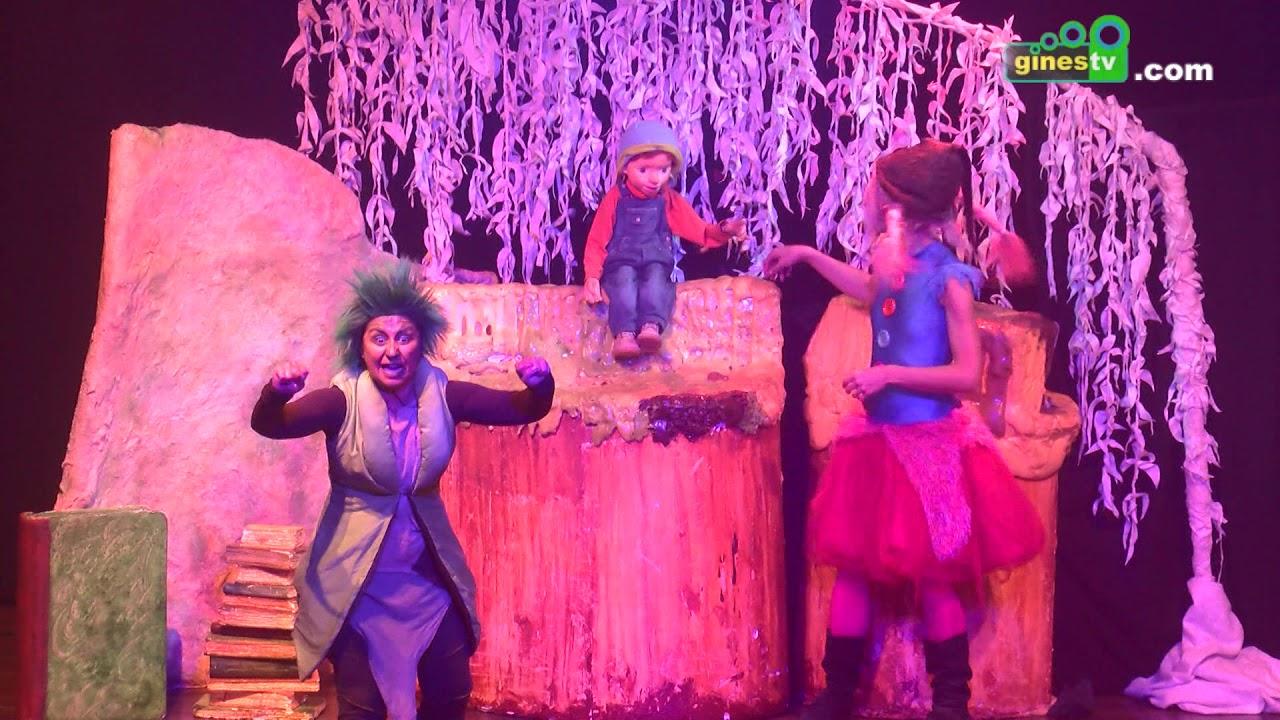 Educación en valores y animación a la lectura para los pequeños con el teatro infantil 'Lecturita'
