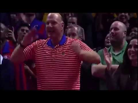 Los Angeles Clippers Owner Steve Ballmer With AWESOME Moves