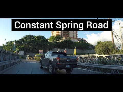 Constant Spring Road Improvement Project update 4