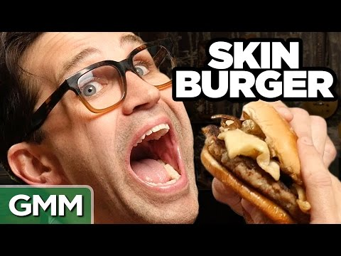 Will It Burger? Taste Test