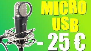 TOP 3 MICRO USB PAS CHER A MOINS DE 25€ ! [BONS PLANS PC]
