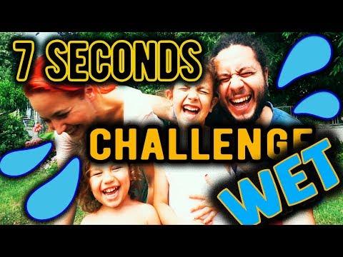 7 SECONDS WET