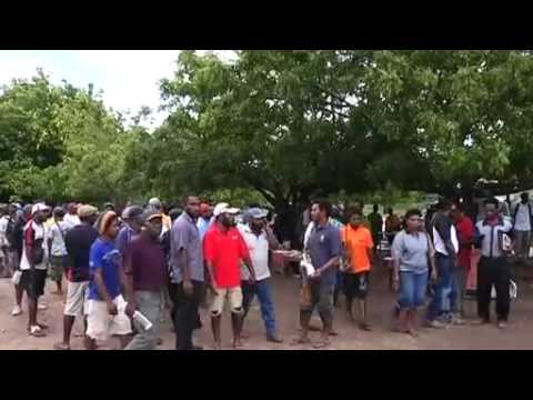 PNG on brink of political chaos