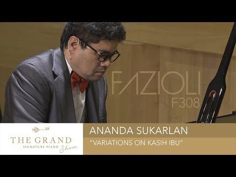 "Ananda Sukarlan ""Variations on Kasih Ibu"