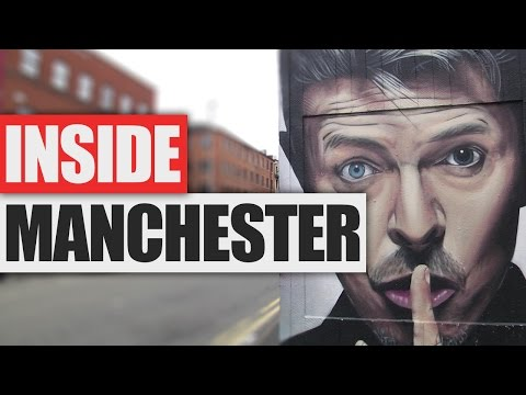 Inside Manchester - The Northern Quarter