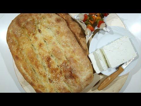 Հաց Բարբարի  Barbari Bread Recipe  Heghineh Cooking Show in Armenian