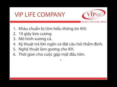 Trần Trung Nam - Kỹ năng tiếp xúc khách hàng trực tiếp.