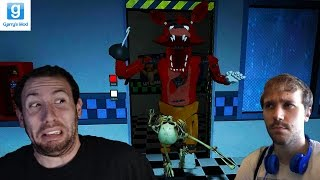GMOD FNAF Horror Map w/ Yami Part 2: FOXY IS SCARY AS HELL!!!