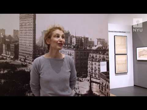 The Greatest Grid: The Master Plan of Manhattan--Curated by NYU's Hilary Ballon