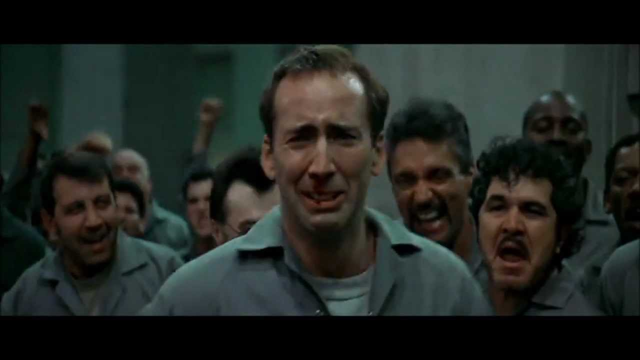 Nicolas Cage Face Off No Face Acting Mastercl...