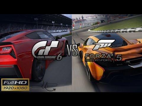 gran turismo 5 ps3 gameplay 1080p video