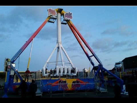 Freak Out (KMG) at Bottons Pleasure Beach Skegness onride