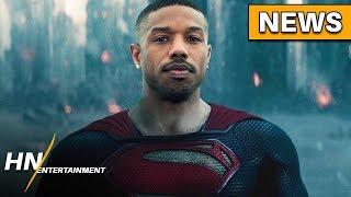Michael B. Jordan Would Play SUPERMAN (Calvin Ellis)