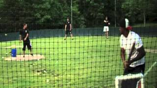 Southern Illinois Miners visit WIFFLEY FIELD (Courtesy of WSIL-TV)