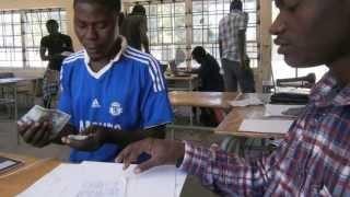 EPF Angola - #15 - School Camp, Nambia