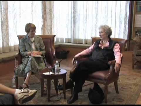 Margaret Atwood Creativity Conversation
