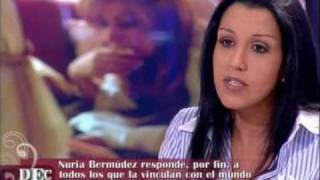 Repeat youtube video DEC - Nuria Bermudez aclara su vinculación con la prostitución de lujo