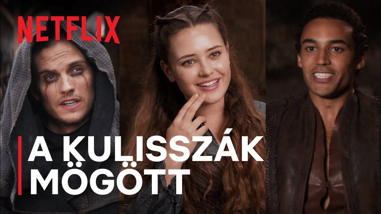 Cursed: Átkozott – A kulisszák mögött | Netflix