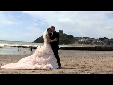 James & Gemma's Wedding Film Bron Eifion