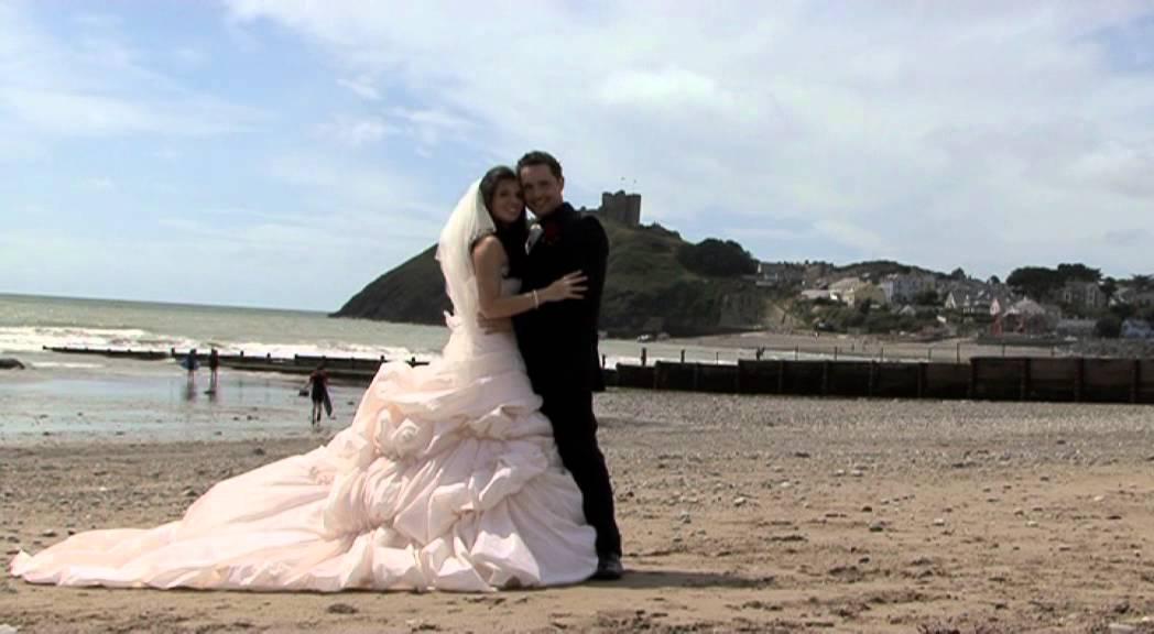 Bron eifion wedding dress