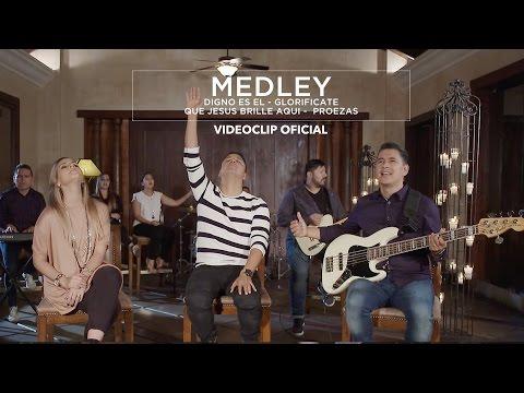 """Medley Album """"Tu Habitación"""" Videoclip Oficial Miel San Marcos"""