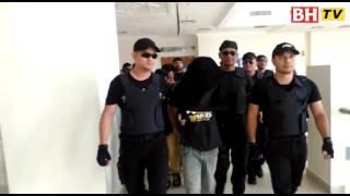 Warga Indonesia mengaku samun, rogol