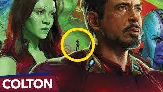 Is Ant-Man in Avengers Infinity War?