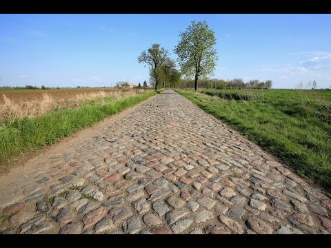 Building an Ardennes Cobblestone Road - Tutorial