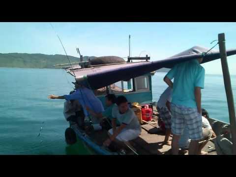 CAU CA - Bien Da Nang va Thua Thien Hue, 7-2012