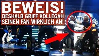 DAS steckt WIRKLICH hinter der Konzert-Attacke von Kollegah! | Video-Beweis!