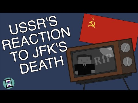 How Did The USSR React To JFK's Assassination? (Short Animated Documentary)