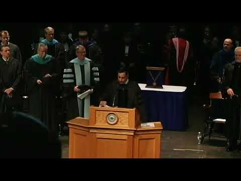 2017 Inauguration of Dr  Tracy Pellett as College President