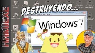 DESTRUYENDO... WINDOWS 7